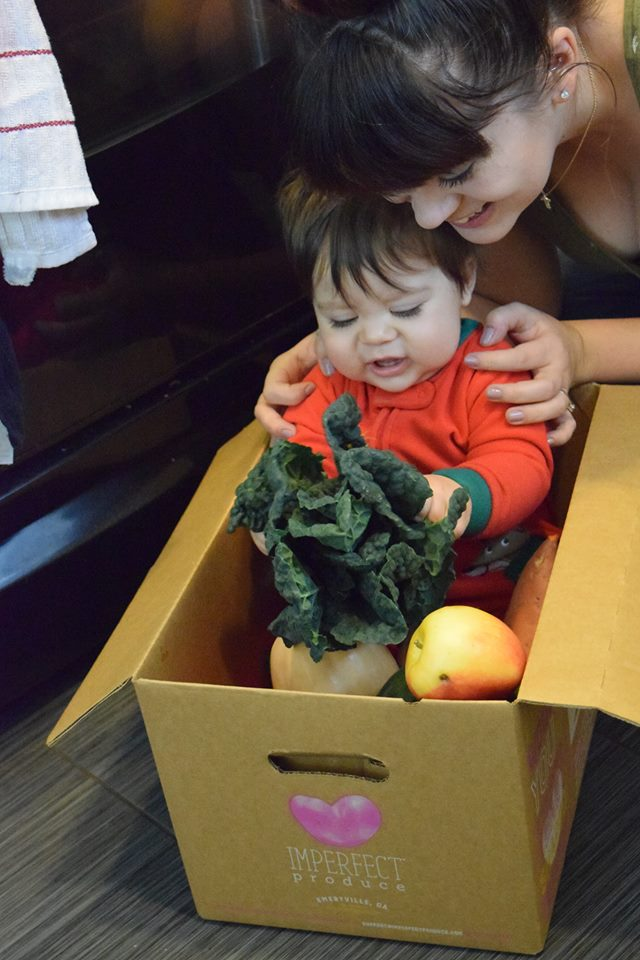 If you place your child in a box for the perfect photo op, you might be an Imperfect parent.