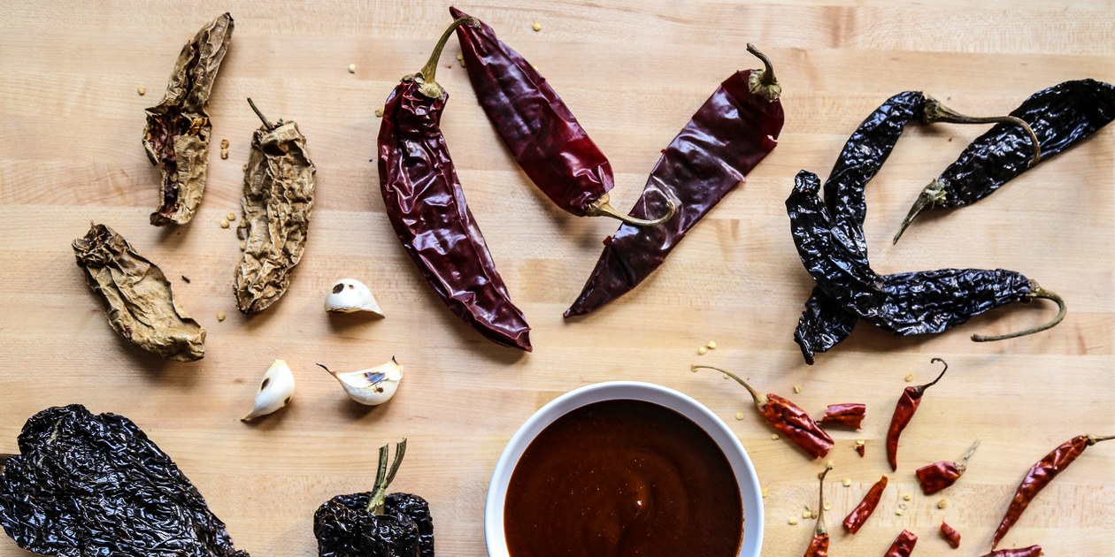 Your pantry is the supporting cast that allows your fresh produce to star in exciting new roles. A diverse and bold cast allows for a much more delicious movie! Photo from  Epicurious.com