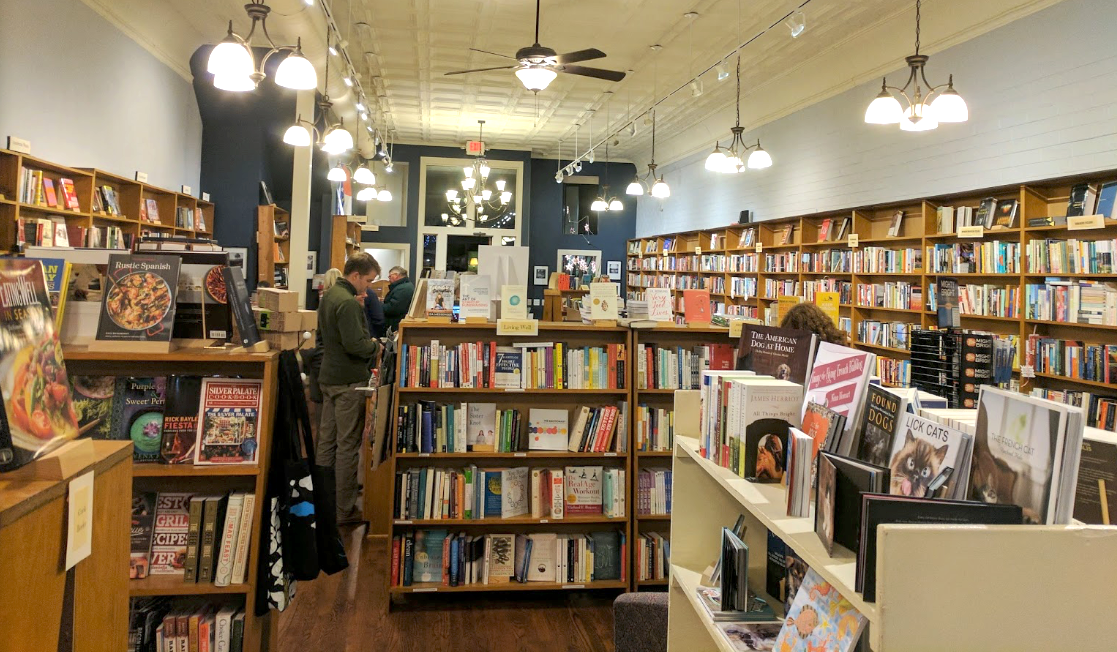 South Main Book Company in 2017.