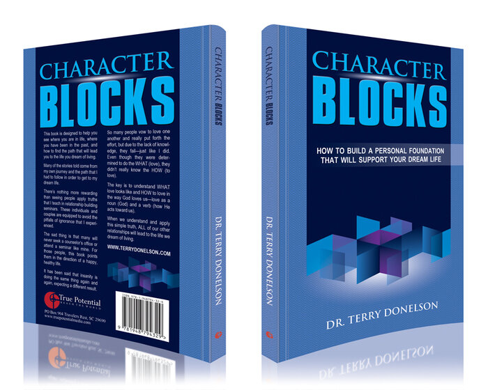 Character Blocks: - This book addresses the building blocks of a person's foundation which is explainedto be one's character. Everyone depends on the foundation to support their entire lives. Only goodcharacter bears the sufficient strength to qualify for this task. By reading Dr. Terry's book one will learnhow to recognize any inadequate building materials and will find out how to develop those that are load-bearing.