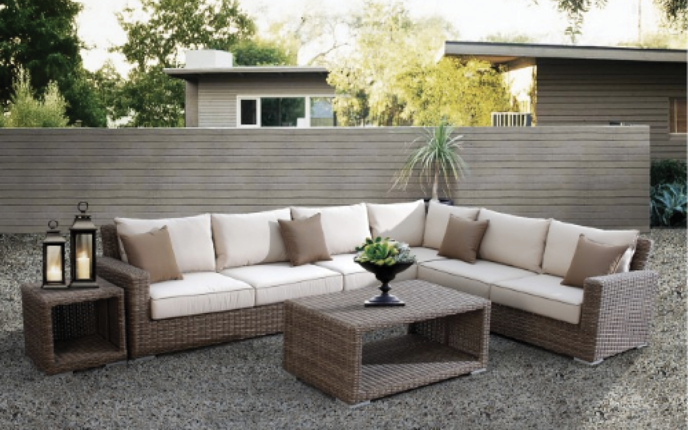 Outdoor Living Room Furniture | iFurnish, Frisco, CO