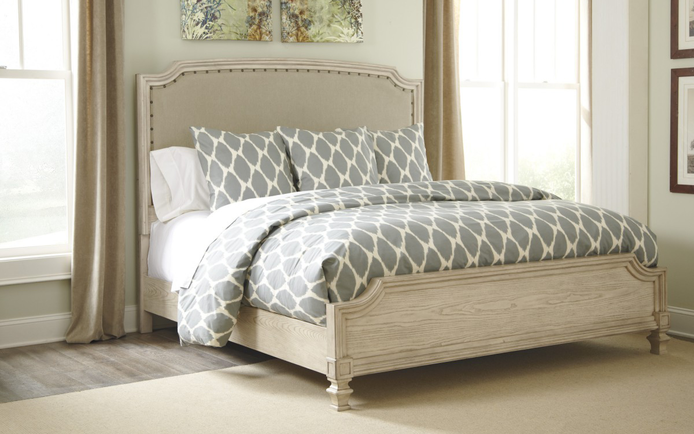 Upholstered Headboard | iFurnish, Frisco, CO