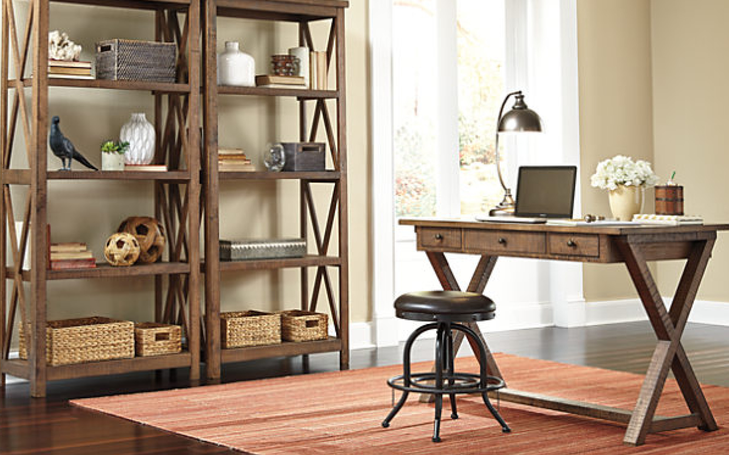 Ashley Home Office Furniture | iFurnish, Frisco, CO