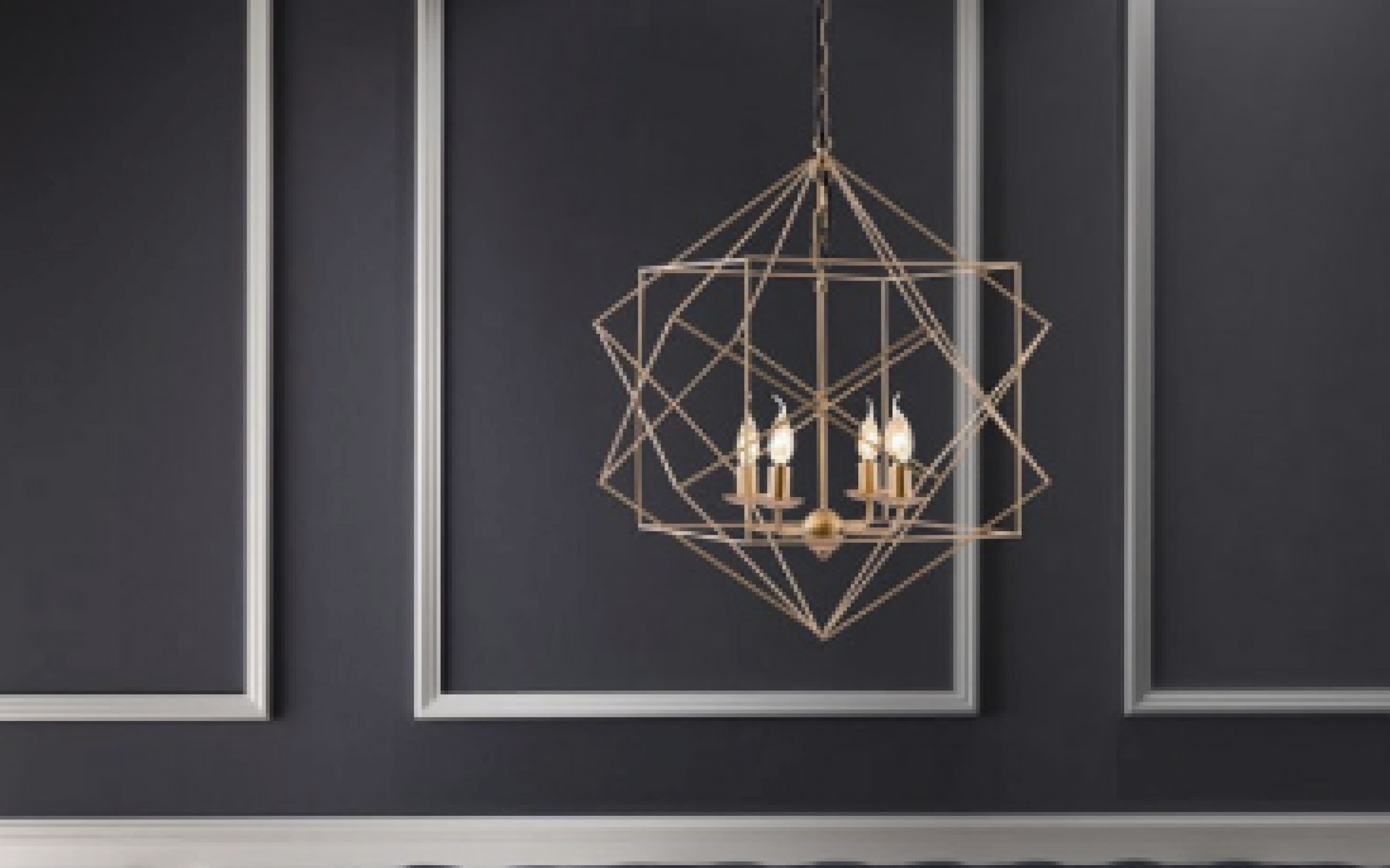 Modern Pendent Lighting Geometric  | iFurnish, Frisco, CO