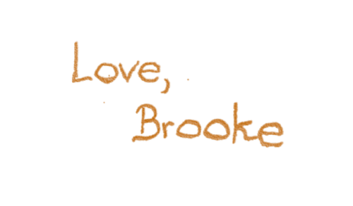 Love, Brooke