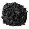 Charcoal FlowerColor Powder Eyeliner Refill. A matte true, deep, black, Neutral Tone