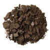 Earth FlowerColor Eyeshadow Refill. Matte darkest brown, Neutral Tone