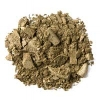 Khaki FlowerColor Eyeshadow Refill. A matte, true khaki--very light brown, Warm Tone