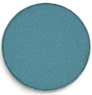 Merrady. A greyish blue with a slight touch of teal, this complimentary color to peach can be used on the lid, the crease, or wet as an eyeliner. Cool Tone