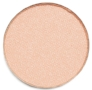 Monica. A pale peachy pink with satin finish, a beautiful soft base for the lid or soft highlight for under the brow. Warm Tone