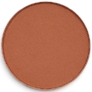 Victoria. A darker peach with brown undertones to render a soft Terra Cotta. Use to add depth to the crease or wet as an eyeliner. Fabulous with blue eyes. Warm Tone