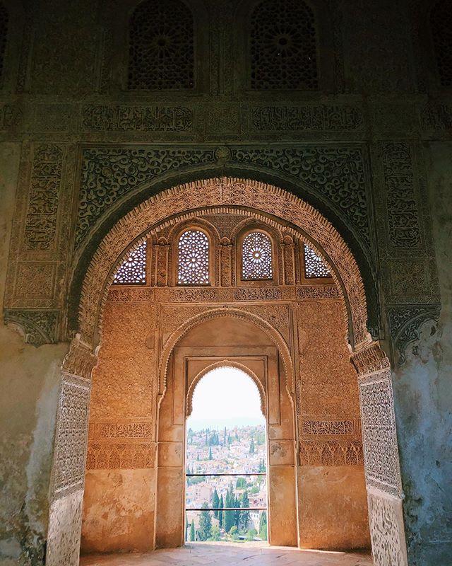Alhambra drepte det 🔥😻!