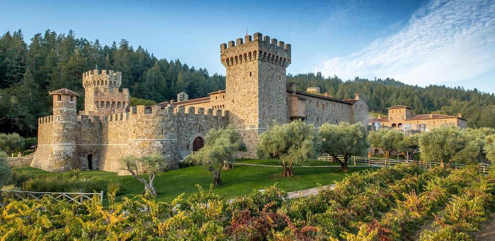 Castello di Amorosa - 4045 St. Helena Hwy