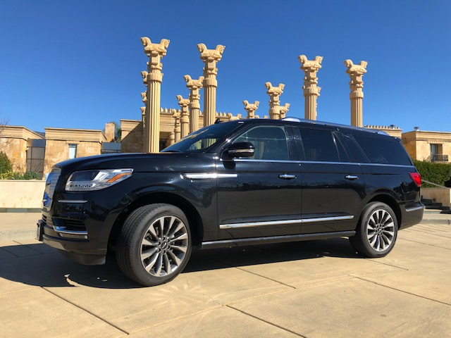 Luxury Lincoln Navigator