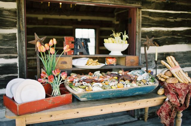 California Spiny Lobster Boil Buffet