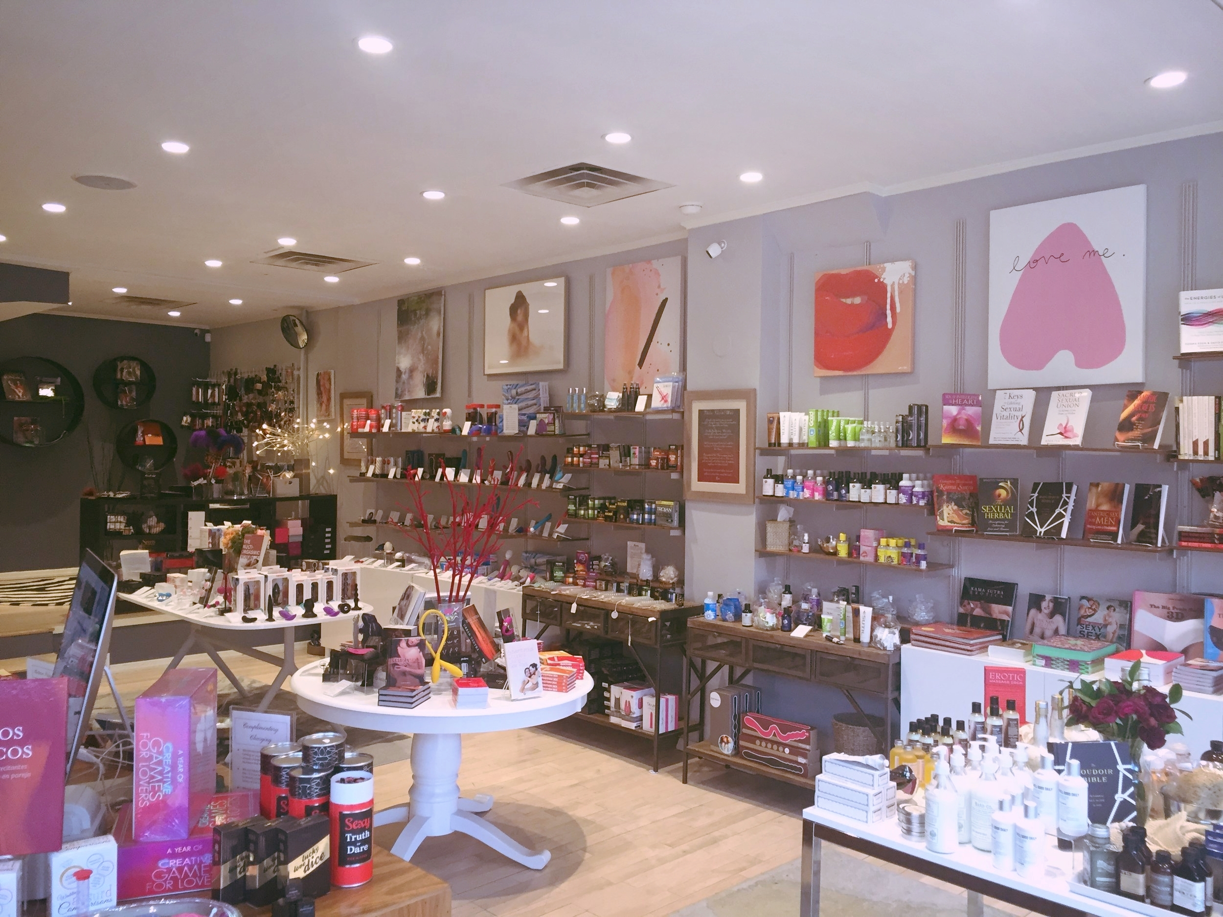 Sex Shop Barrio Salamanca
