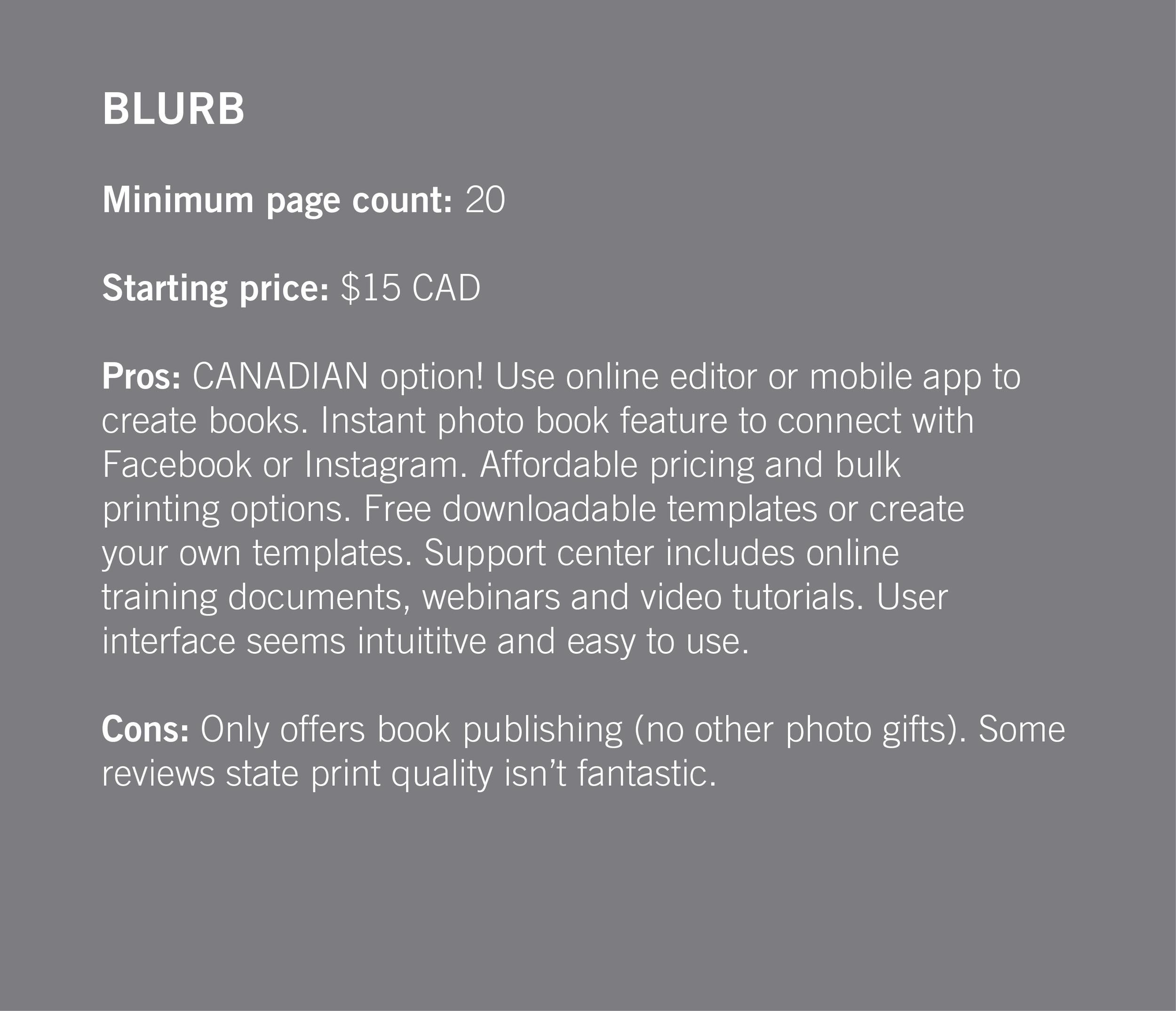 blurb.ca
