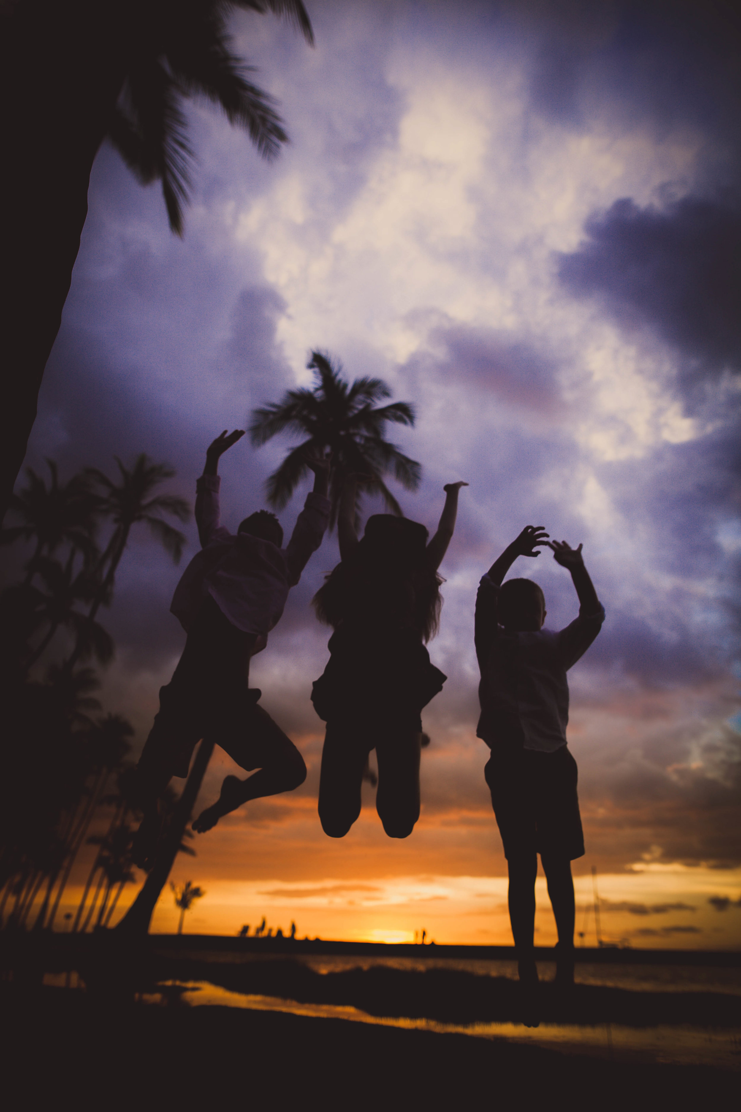 big island hawaii anaehoomalu sunset beach family © kelilina photography 20170727190100.jpg