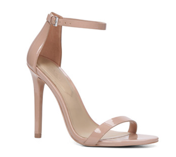 Polesia Nude Heels from ALDO