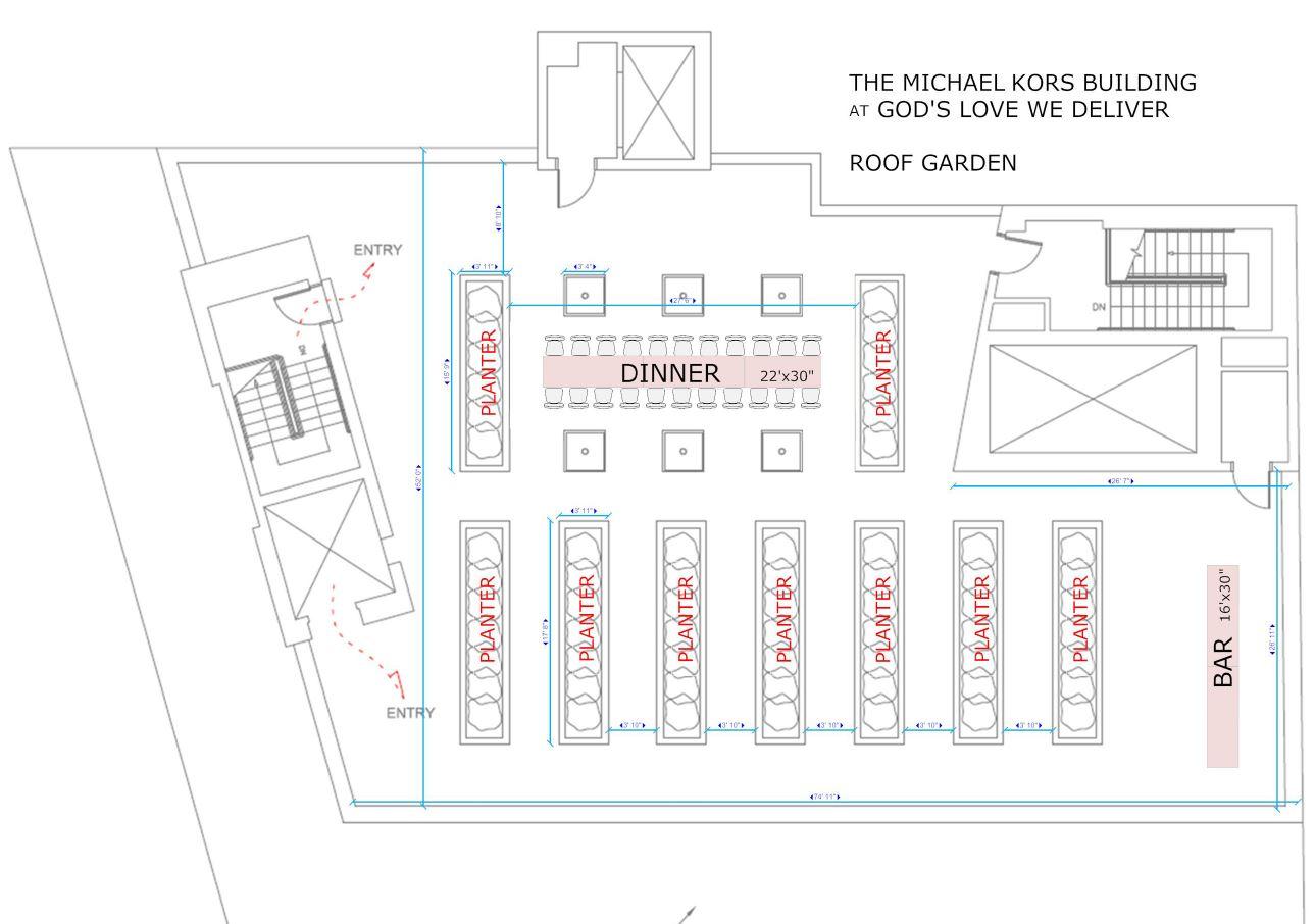7th Floor Rooftop Herb Gard  en