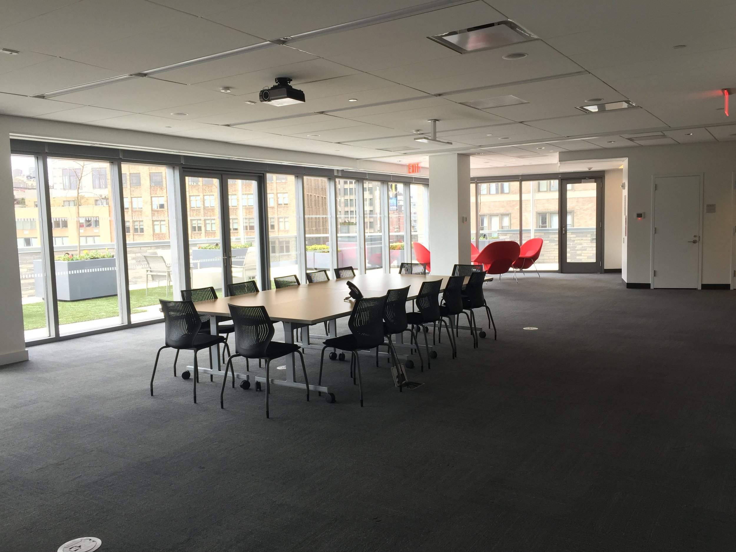 Both Board Room and Queens