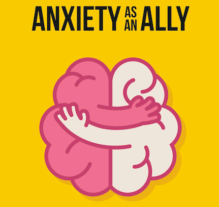 Anxiety As An Ally. How I Turned A Worried Mind Into My Best Friend  Author: Dan Ryckert  Published by: Up To Somethng Publishing  Genres: Self-help, psychology  Available at: danryckert.com