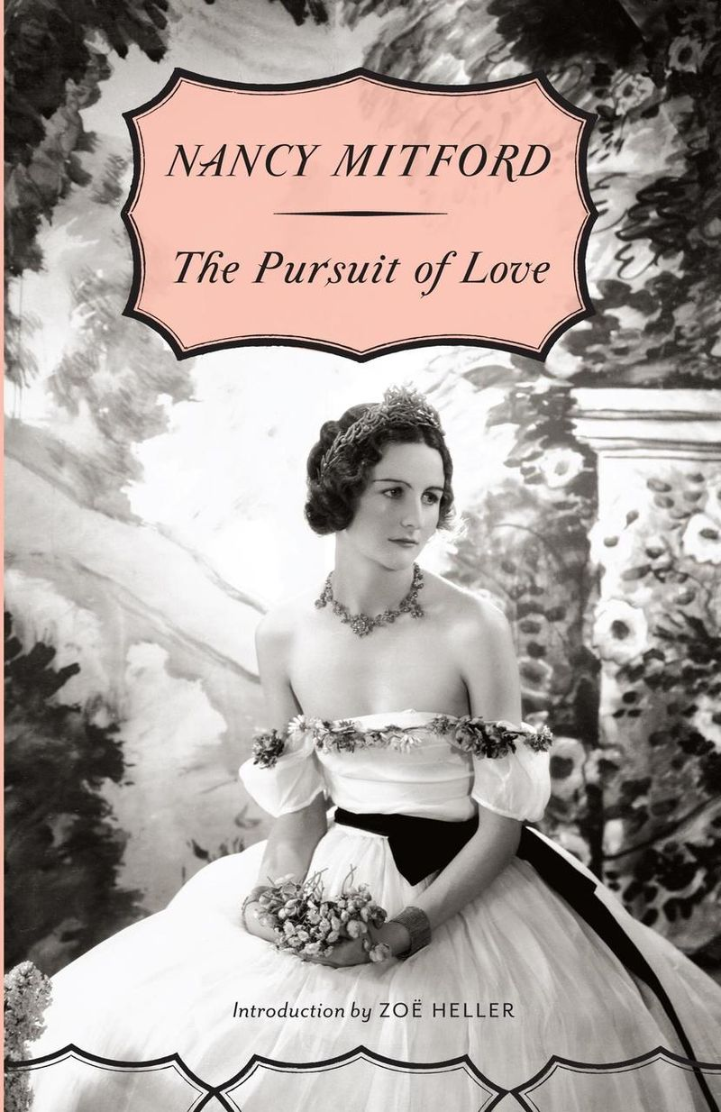 The Pursuit of Love   Author: Nancy Mitford  Published by: Penguin Books   Genres: history, romance, literature  Available at: amazon.com