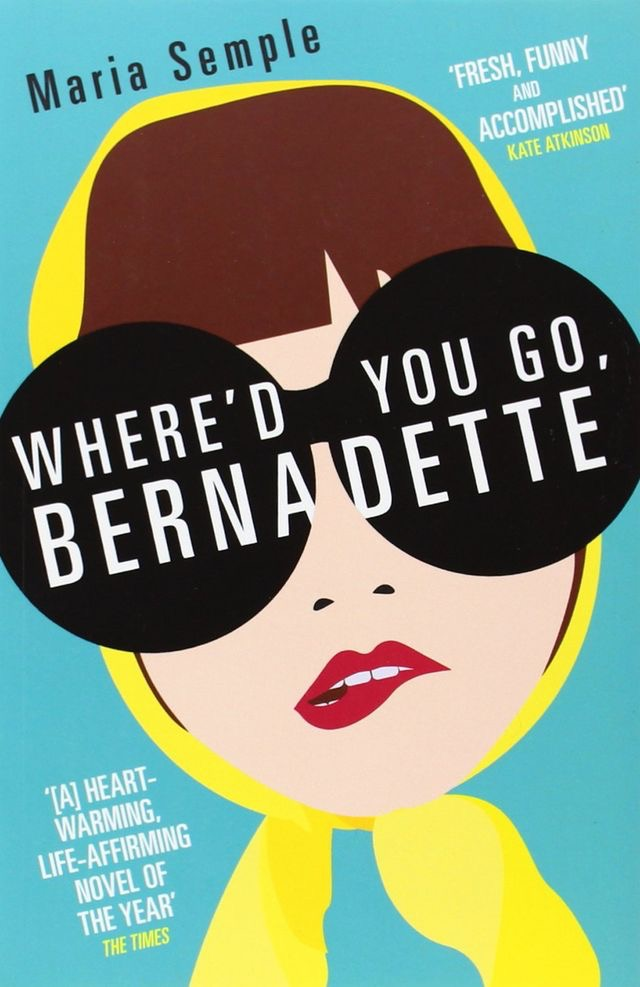Where'd You Go Bernadette  Author: Maria Semple  Published by: Little Brown and Company  Genres: humor, womens fiction, mystery  Available at: amazon.com