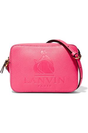 LANVIN+Nomad+embossed+textured-leather+shoulder+bag.jpg
