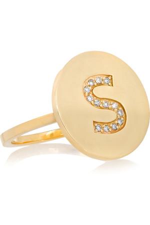 JENNIFER+MEYER+Letter+18-karat+gold+diamond+ring.jpg