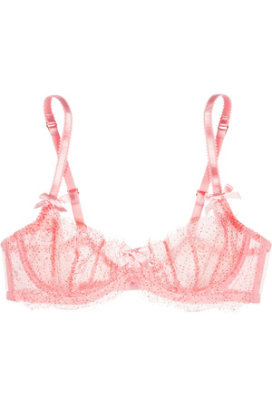 L'AGENT+BY+AGENT+PROVOCATEUR+Grace+stretch-tulle+and+lace+underwired+bra.jpg