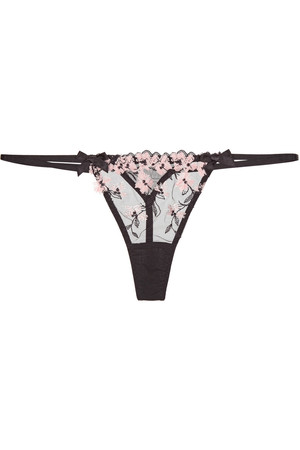 L'AGENT+BY+AGENT+PROVOCATEUR+Kaity+floral-appliquéd+stretch-tulle+thong.jpg