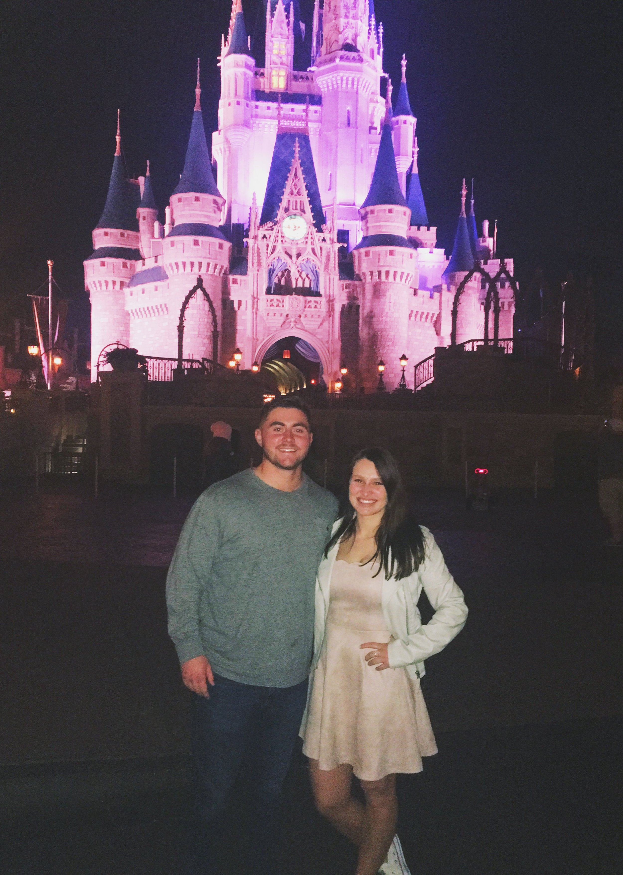 Because Disney is more fun when you have an awesome person to go with.