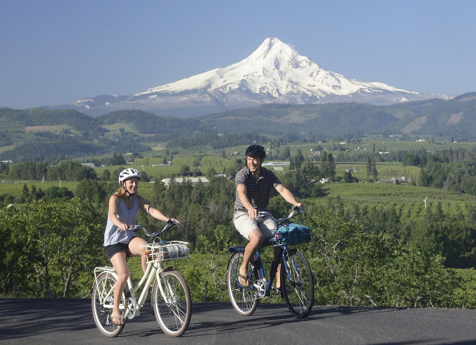 E-Bike Rental for Two from Oregon E-Bikes