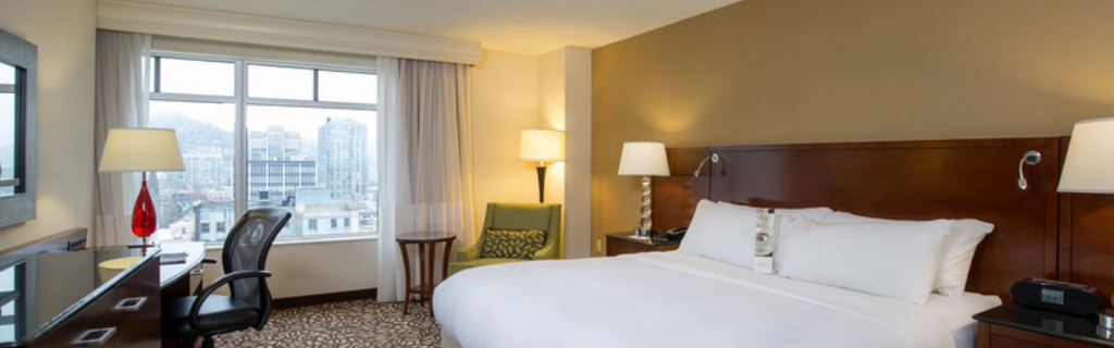 Two Night Stay at Mariott City Center
