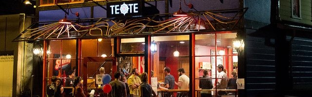 Dinner for Two at Teote