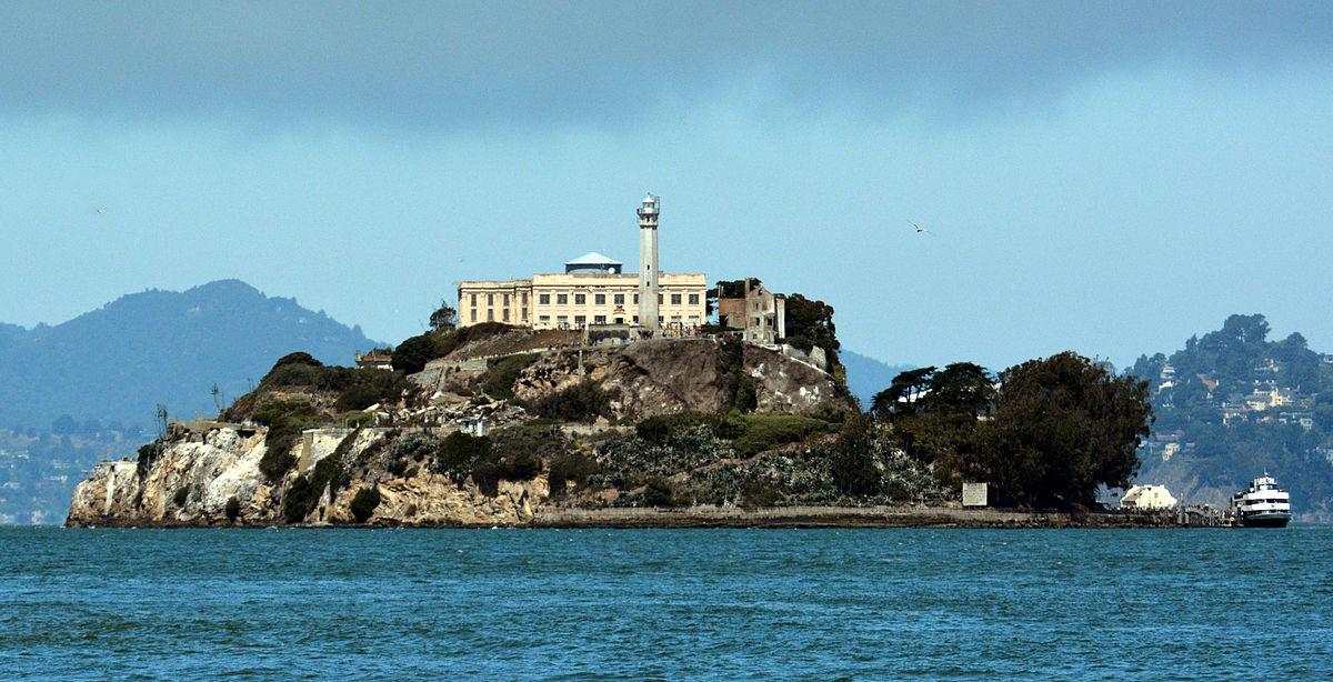 Two tickets to Alcatraz Cruise Tour
