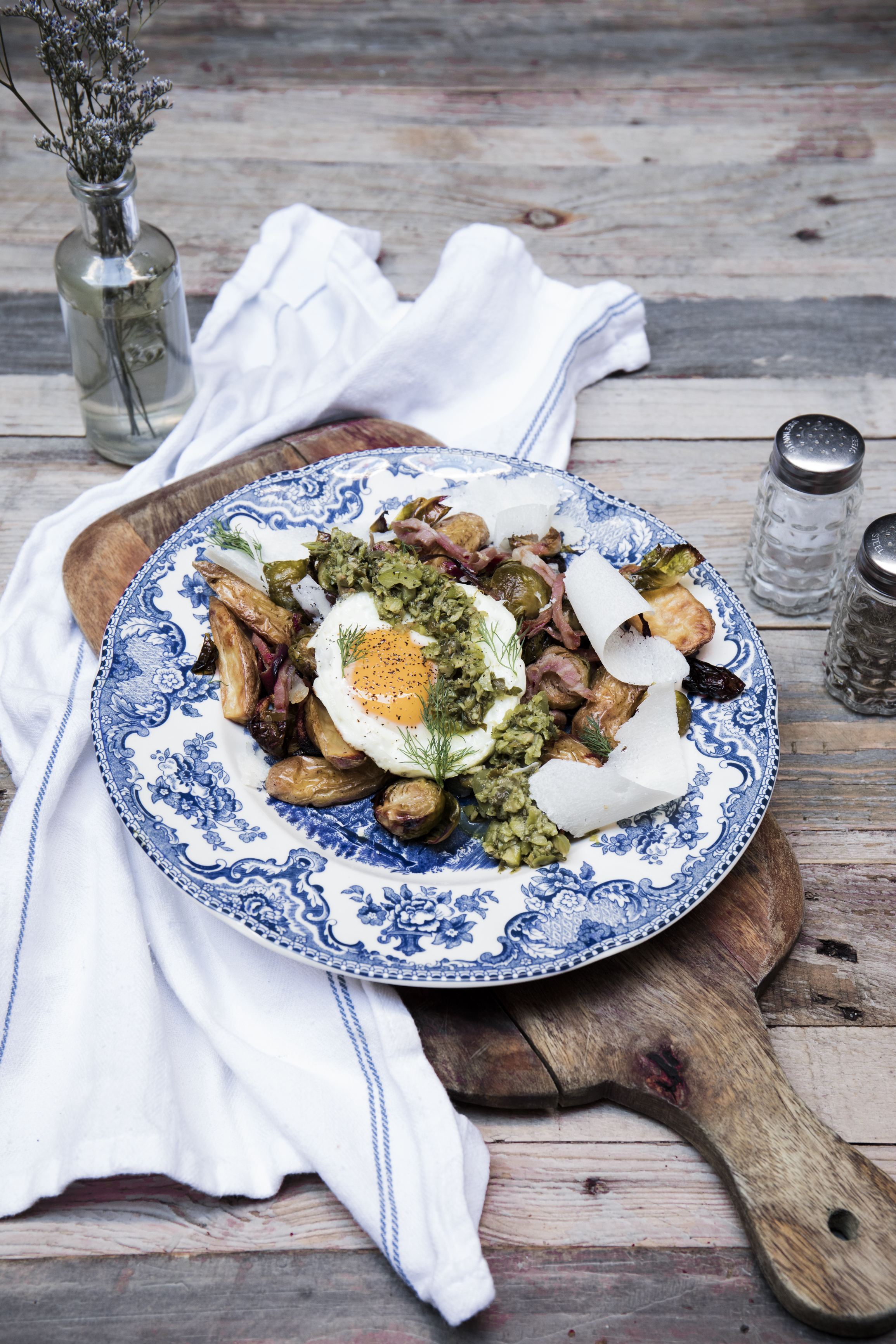 sunny egg with brussels potatoes & gremolata (Bec Dickinson).jpg