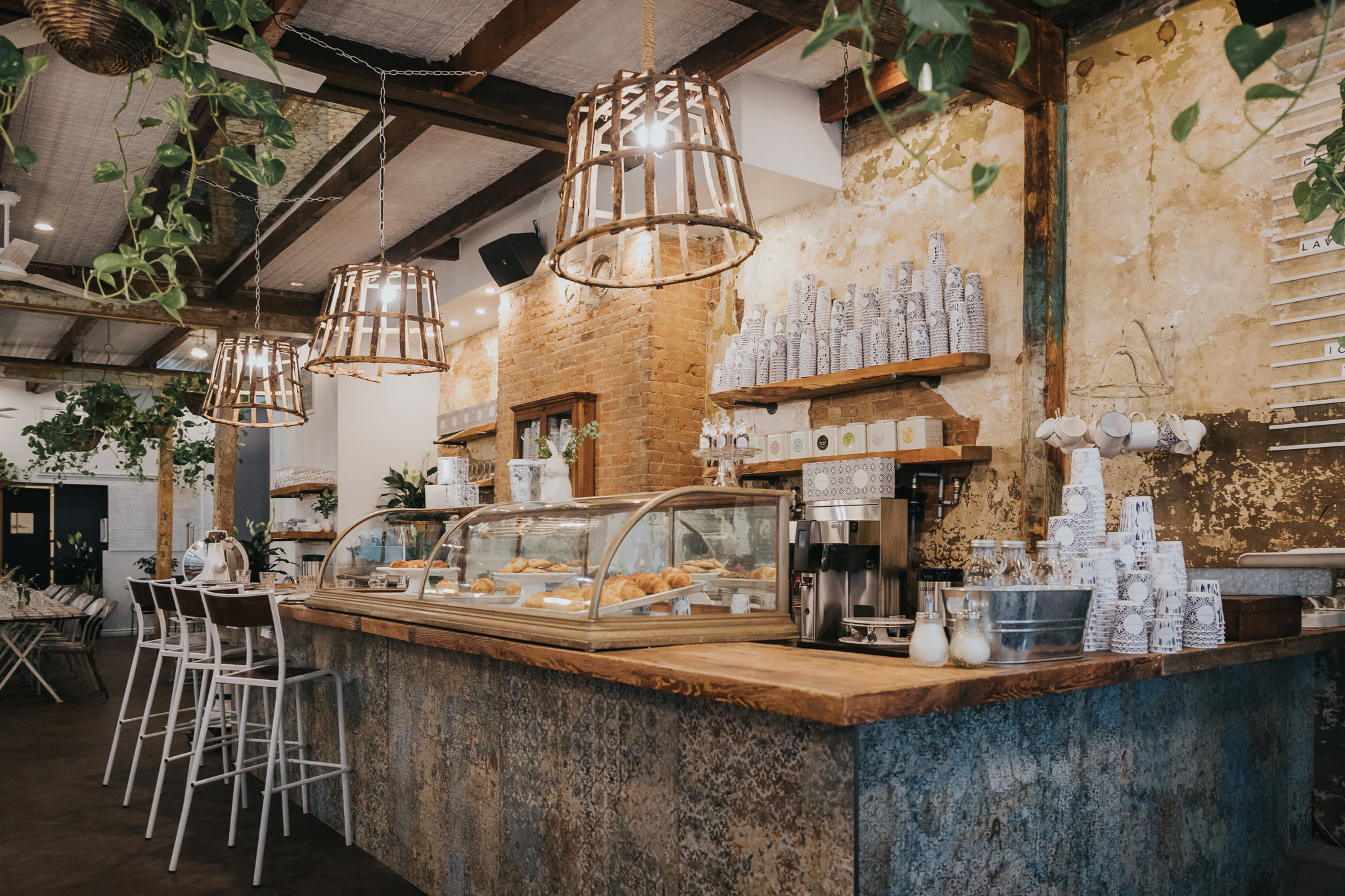 montreal - bar- high chairs - counter - pastries.jpg