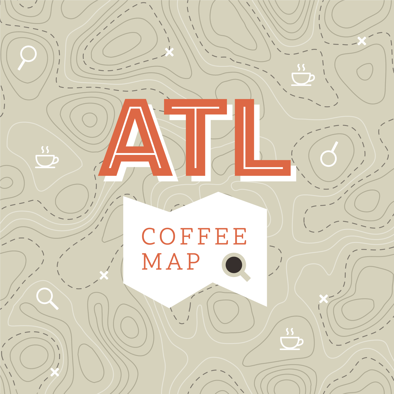 ATL Coffee Map: Branding