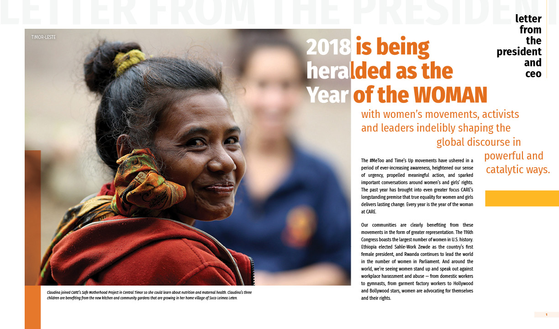 CARE 2018 Annual Report