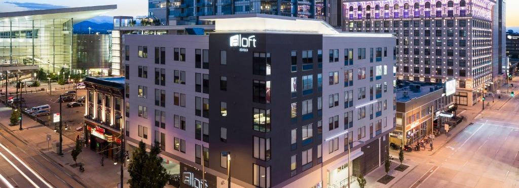 Aloft Hotel - Denver Convention Center