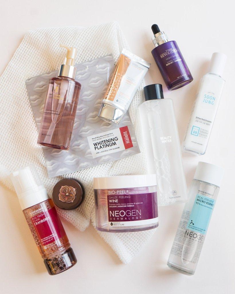 Soko Glam - 10 Step Korean Skin care for Normal/Dry Skin