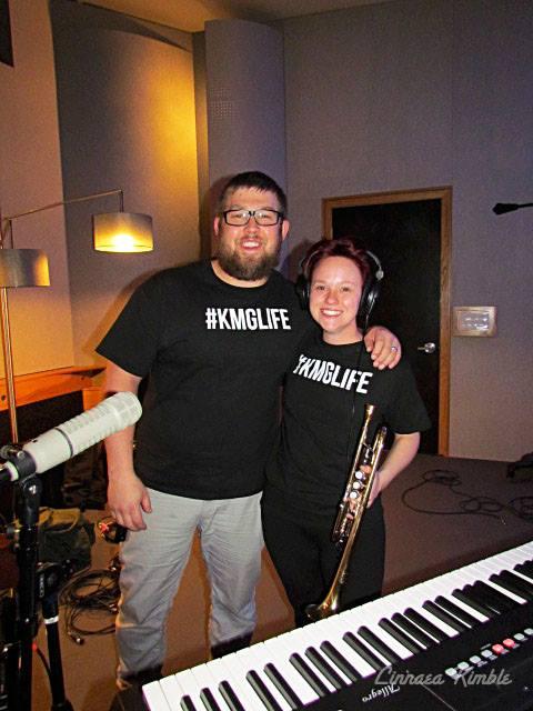 Emma Dawn and Greg Kimble