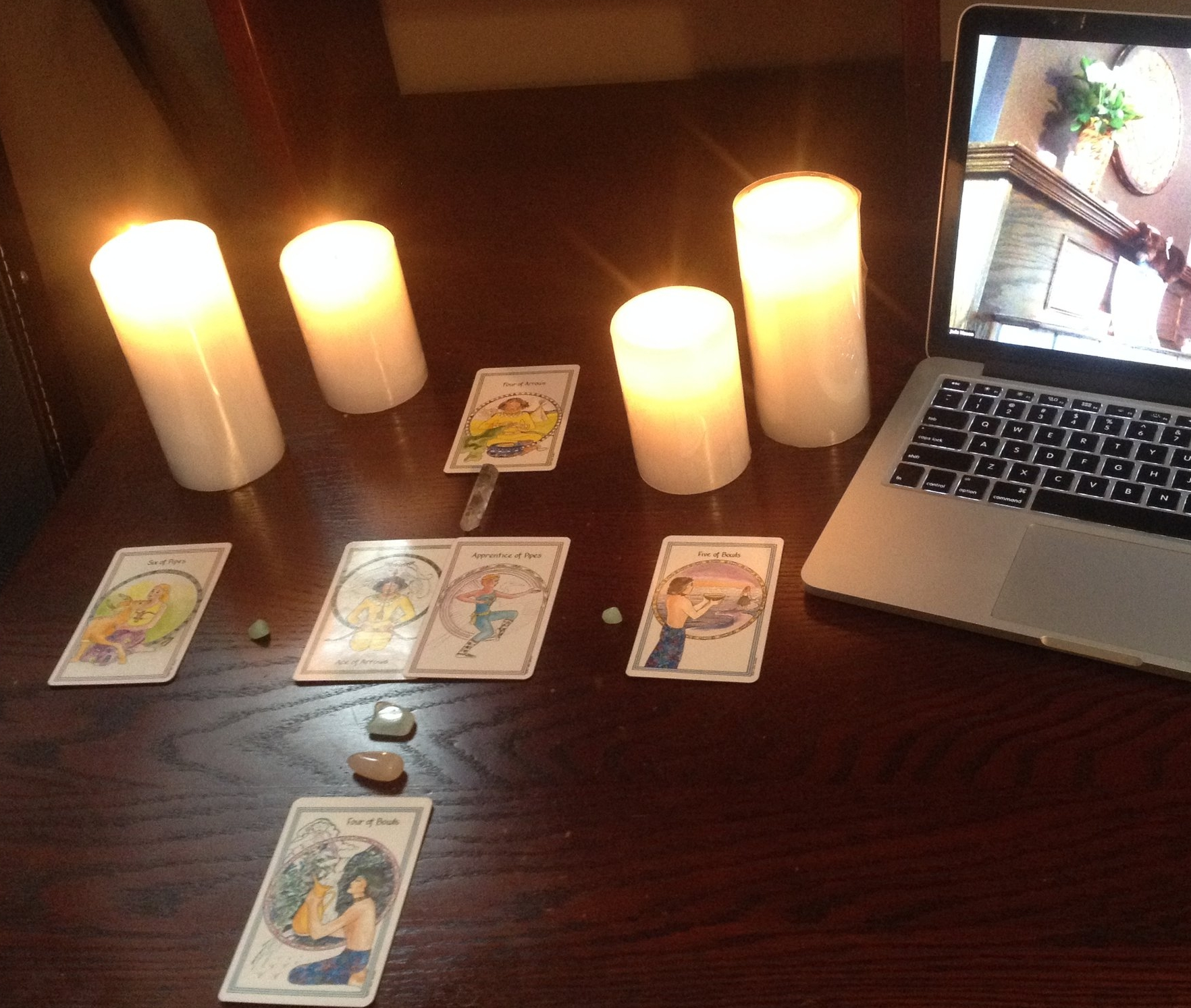 Online Medicine Woman Tarot Readings with Jade, Assistance where you need it, when you need it, from anywhere on the globe