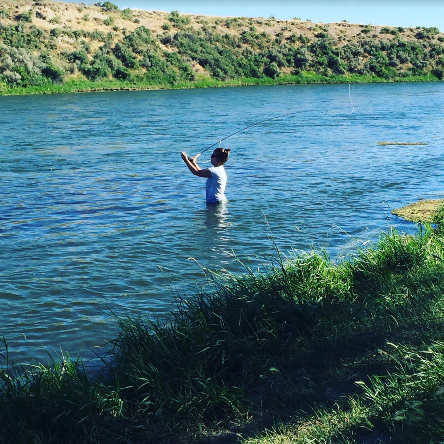Casper, Wyoming North Platte River