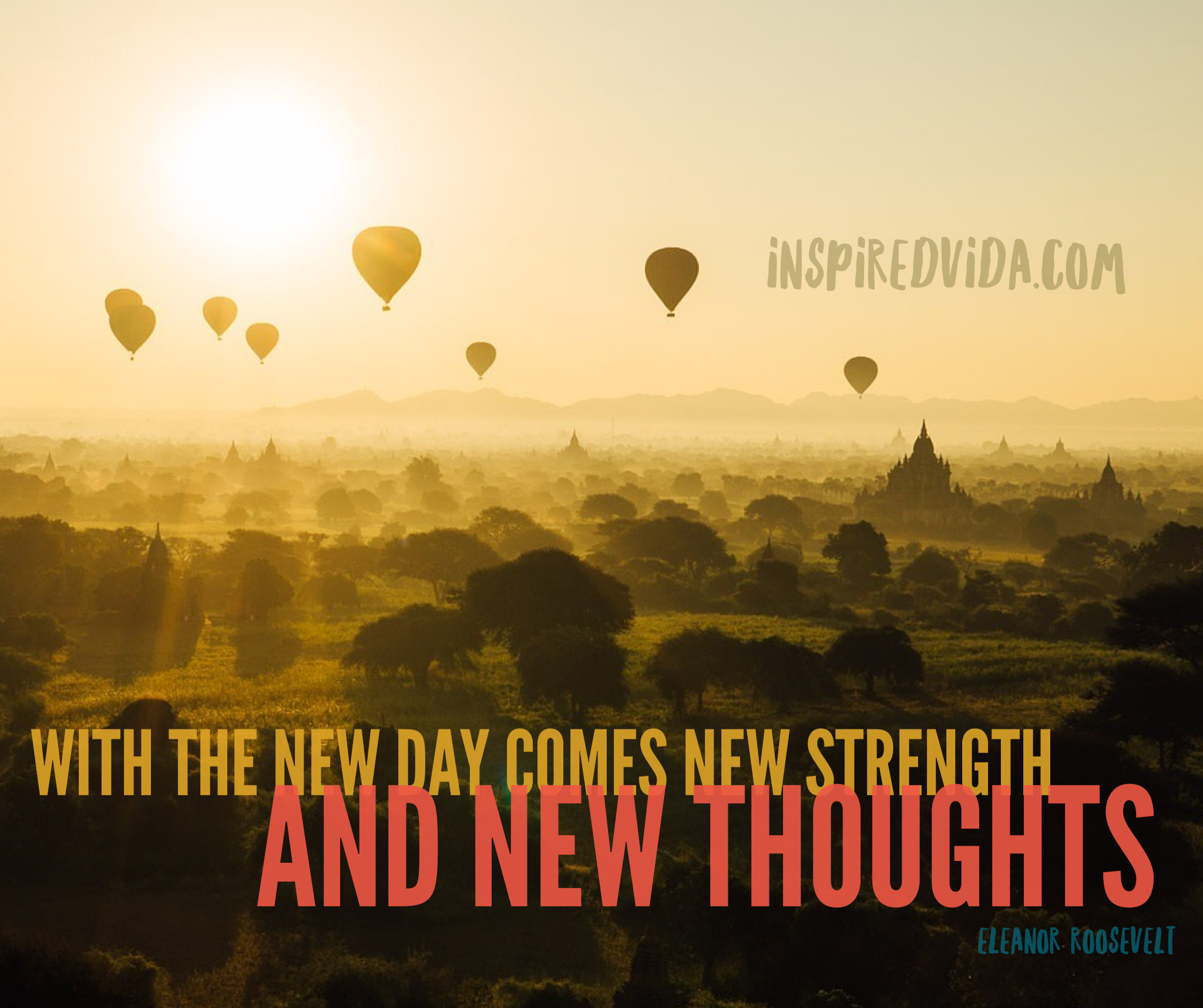 new strength, new ideas quote