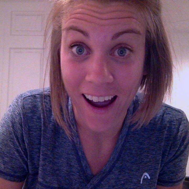 This is my excited face! If you couldn't tell, HAHA!