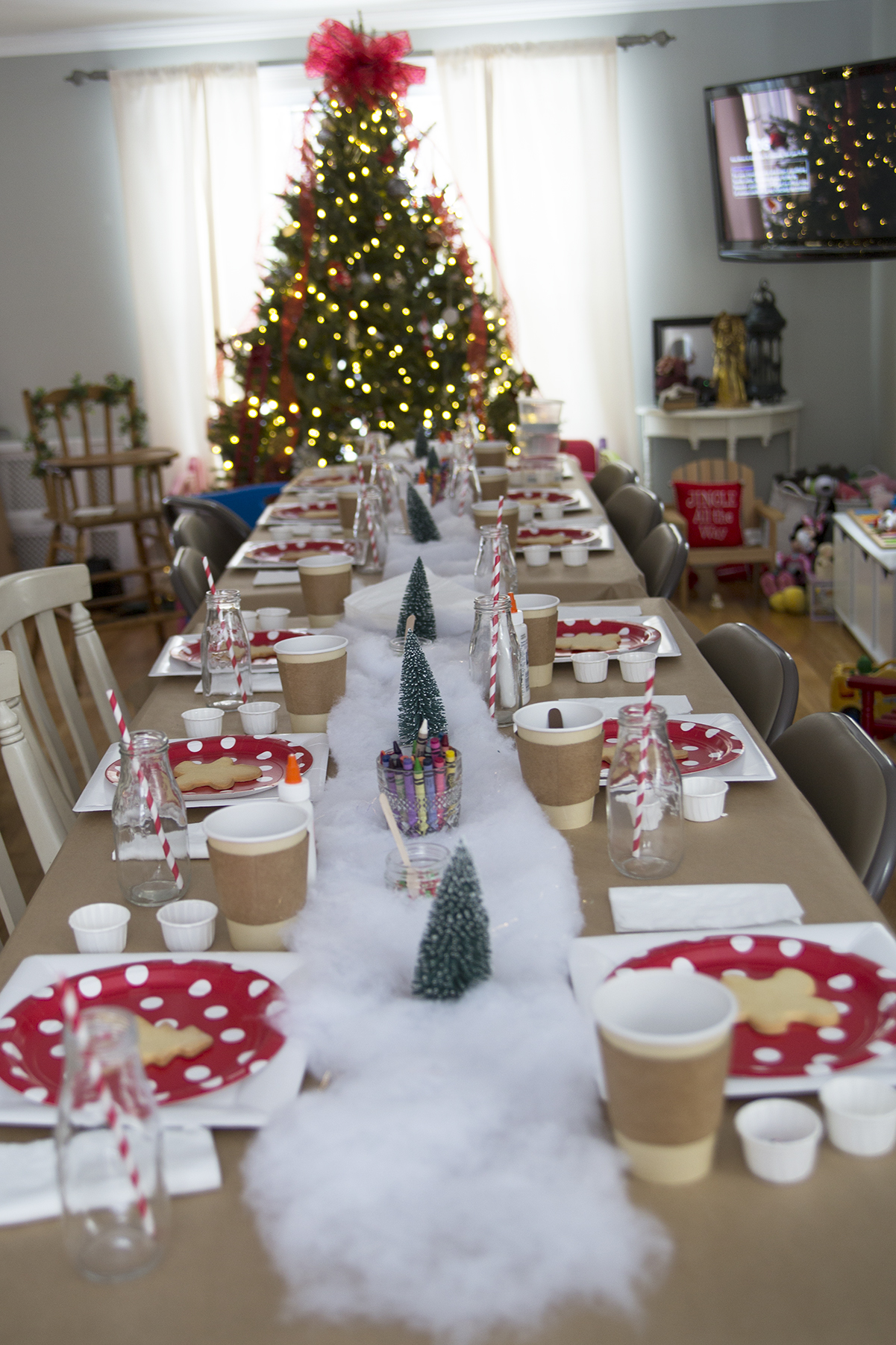 Cookie Decorating Party - complete styling