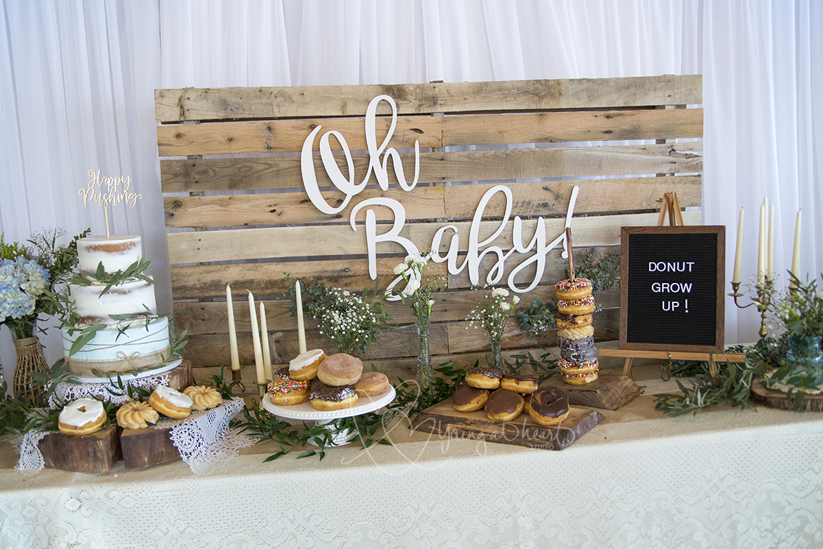 Oh Baby!!!!  - Baby shower styling...